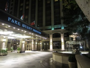 Great Wedding at The Park Hyatt Hotel